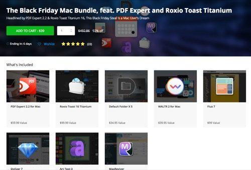 6日間のみ]「PDF Expert」「Default Folder X」「WALTR 2」を含む、「The