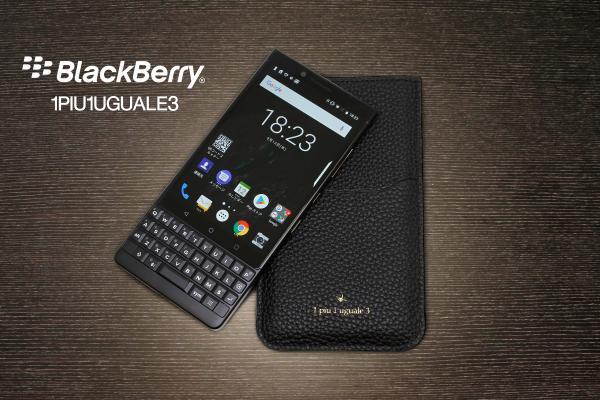 15e8ddb875 TCLコミュニケーションの正規代理店である株式会社FOXが,「BlackBerry KEY2」を、メンズズファッションブランド 「1piu1uguale3」とコラボした、レザーケース「LORNA ...